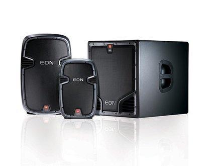 介紹: JBL EON500 系列產品