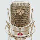 Neumann TLM 49 microphone