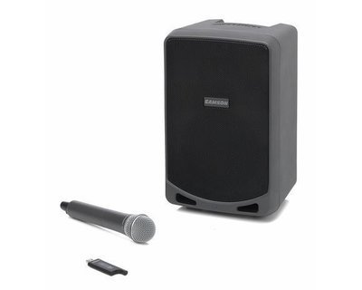 Samson XP-106W portable wireless PA system