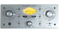 Universal Audio Solo/710  單通道電子管/甲級雙特性話放/DI盒