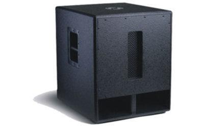 ALTO SX SUB18 木質低音音箱