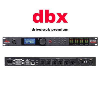 DBX Driverrack Premium (Loudspeaker Management)