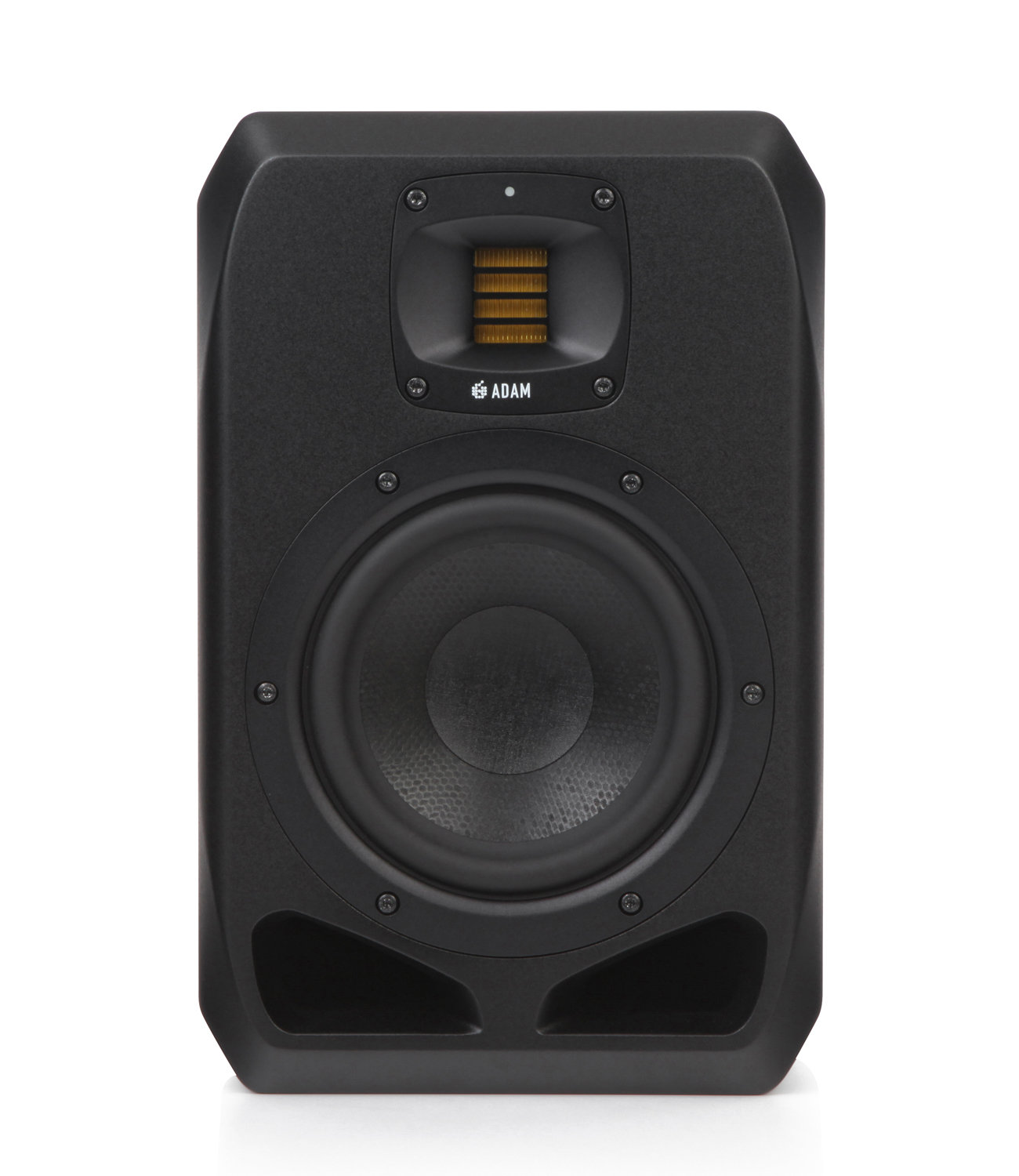 Adam S2V monitor speakers for control room
