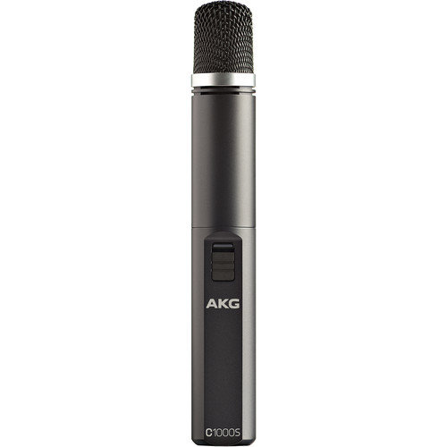 AKG C1000S small-diaphram condenser microphone