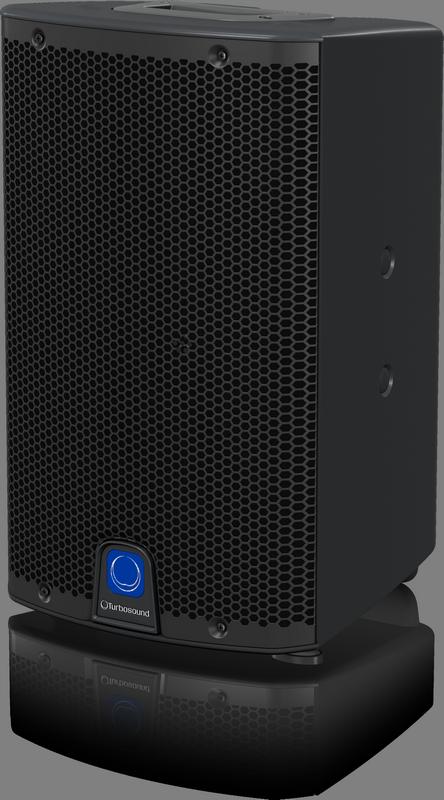 """Turbosound  iQ8 (2500 Watt 2 Way 8"""" Powered Loudspeaker)"""
