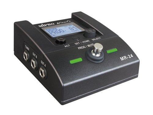 Mipro MR-24 踏板型樂器專用數位式接收機