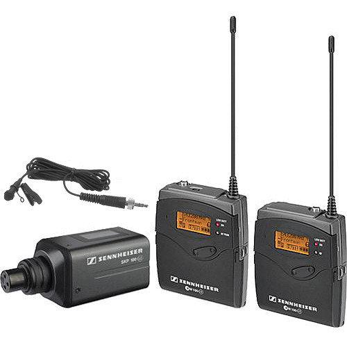Sennheiser ew 100 ENG G3 Wireless Microphone Combo System