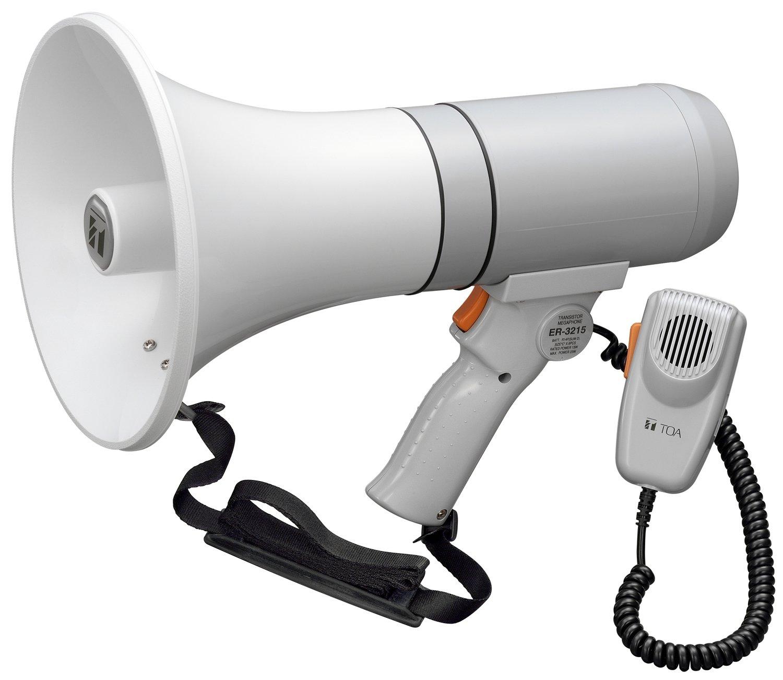 TOA ER-3215 Hand Grip Type 大聲公