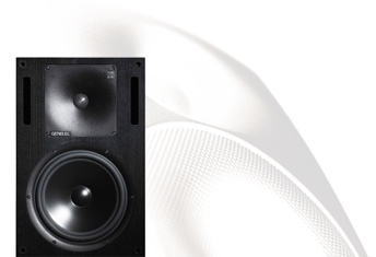 Genelec 1032APM Active Bi-amplified Studio Monitor