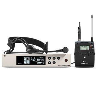 Sennheiser EW 100 G4-ME3 無線頭戴咪系統