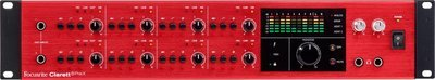 Focusrite Clarett 8PreX (26-IN, 28-OUT THUNDERBOLT™ AUDIO INTERFACE)