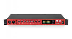 Focusrite CLARETT 8PRE USB 18-IN, 20-OUT AUDIO INTERFACE FOR PC AND MAC
