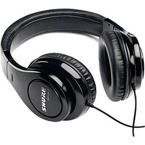 Shure SRH240A closed-back headphones