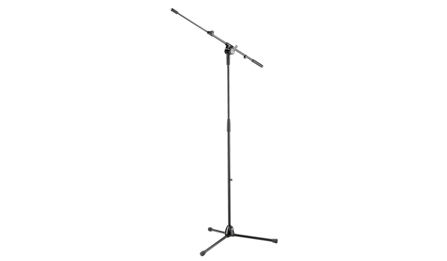 K&M 25600 microphone stand with boom pole