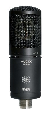 Audix CX212B (Large Diaphragm Multi-Pattern Studio Condenser Mic)