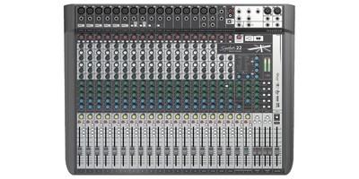 Soundcraft Signature 22 MTK mixer