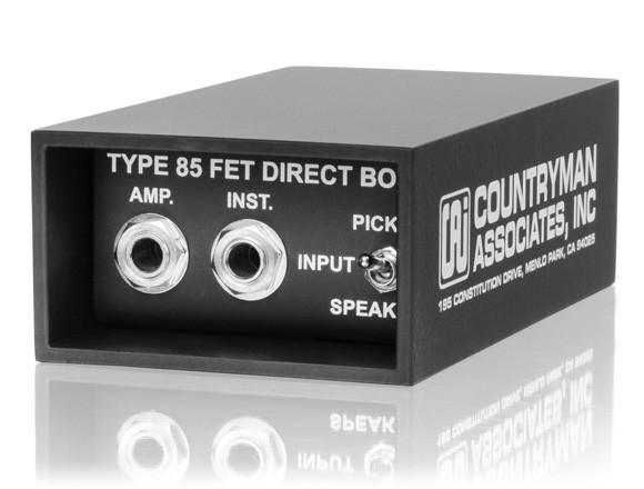 Countryman Type 85 DI box