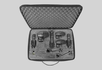 Shure PGA DRUM KIT6 Drum Microphone Kit