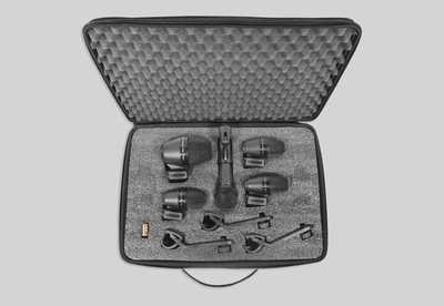 Shure PGA DRUM KIT5 Drum Microphone Kit