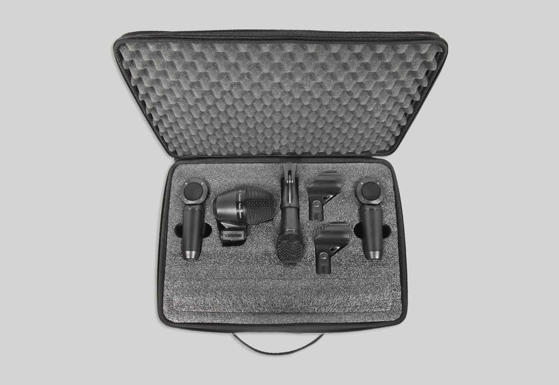 Shure PGA STUDIO KIT4 Microphone Kit