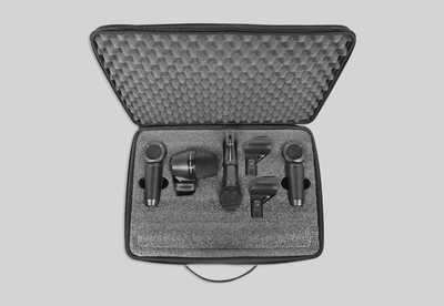Shure PGA STUDIO KIT4 Microphone Kit