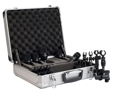 【9月優惠】Audix FP7 (7件 鼓咪套裝 , 只限一套)