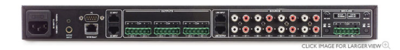 DBX ZonePRO™ 1260/1261 Digital Zone Processor