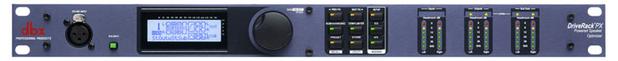 DBX DriveRack® PX Powered Speaker Optimizer