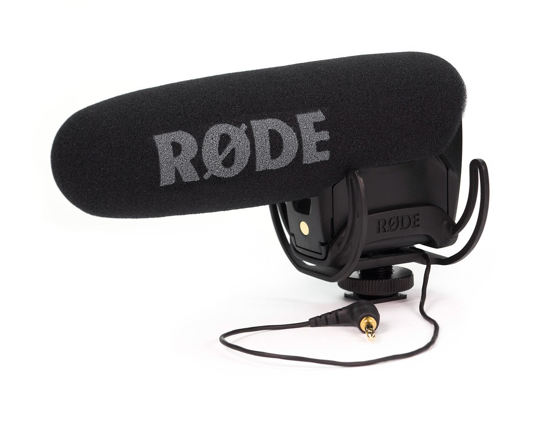 Rode Video Mic Pro R (配備 Rycote 防震架)