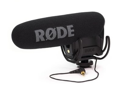 Rode Video Mic Pro R (配備 Rycote 防震架)