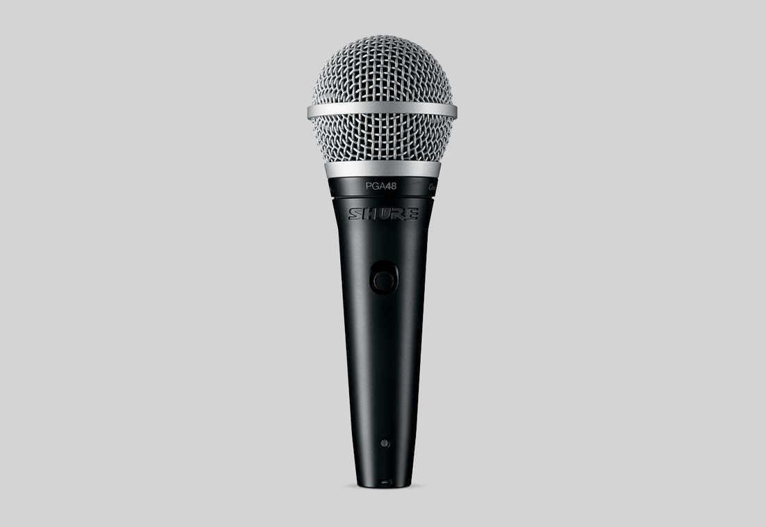 PGA48 Cardioid Dynamic Vocal Microphone