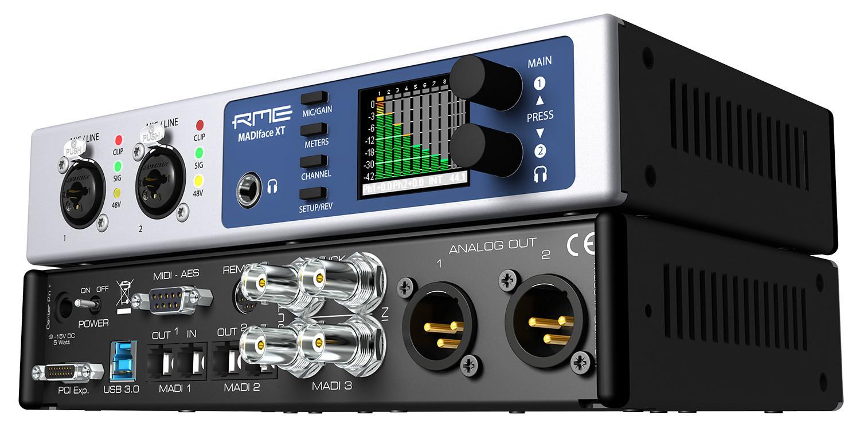 RME MADIface XT (USB 3.0 audio interface)
