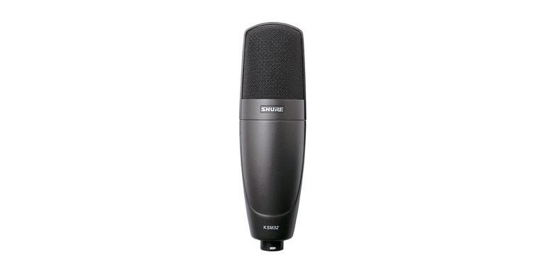 Shure KSM32 Embossed Single-Diaphragm Microphone