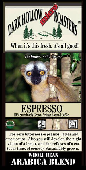 Three Bean Espresso