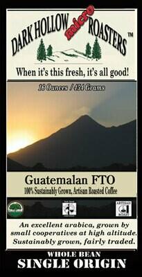 Guatemalan FTO 1 Pound Bag
