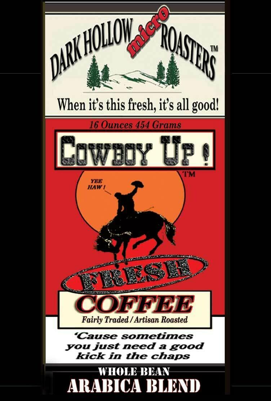 Cowboy Up! Bold Blend