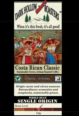 Costa Rican Classic 1 Pound Bag
