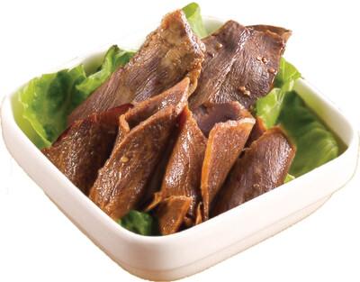 招牌辣豬肉 $128/斤  (約8碗南記份量)
