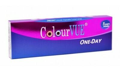 Colourvue Daily TruBlend 10's