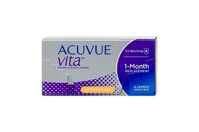 Acuvue Vita for Astigmatism Monthly 6's