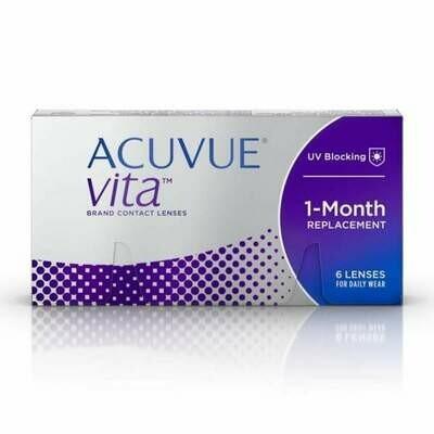 Acuvue Vita Monthly 6's