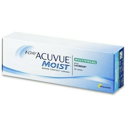 1-Day Acuvue Moist Multifocal 30's