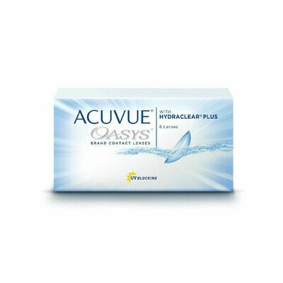 Acuvue Oasys with Hydraclear Bi-Weekly 6's