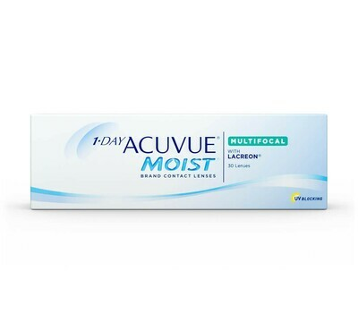 1-Day Acuvue Moist Toric 30's