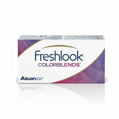 Freshlook Colorblends Monthly 2's