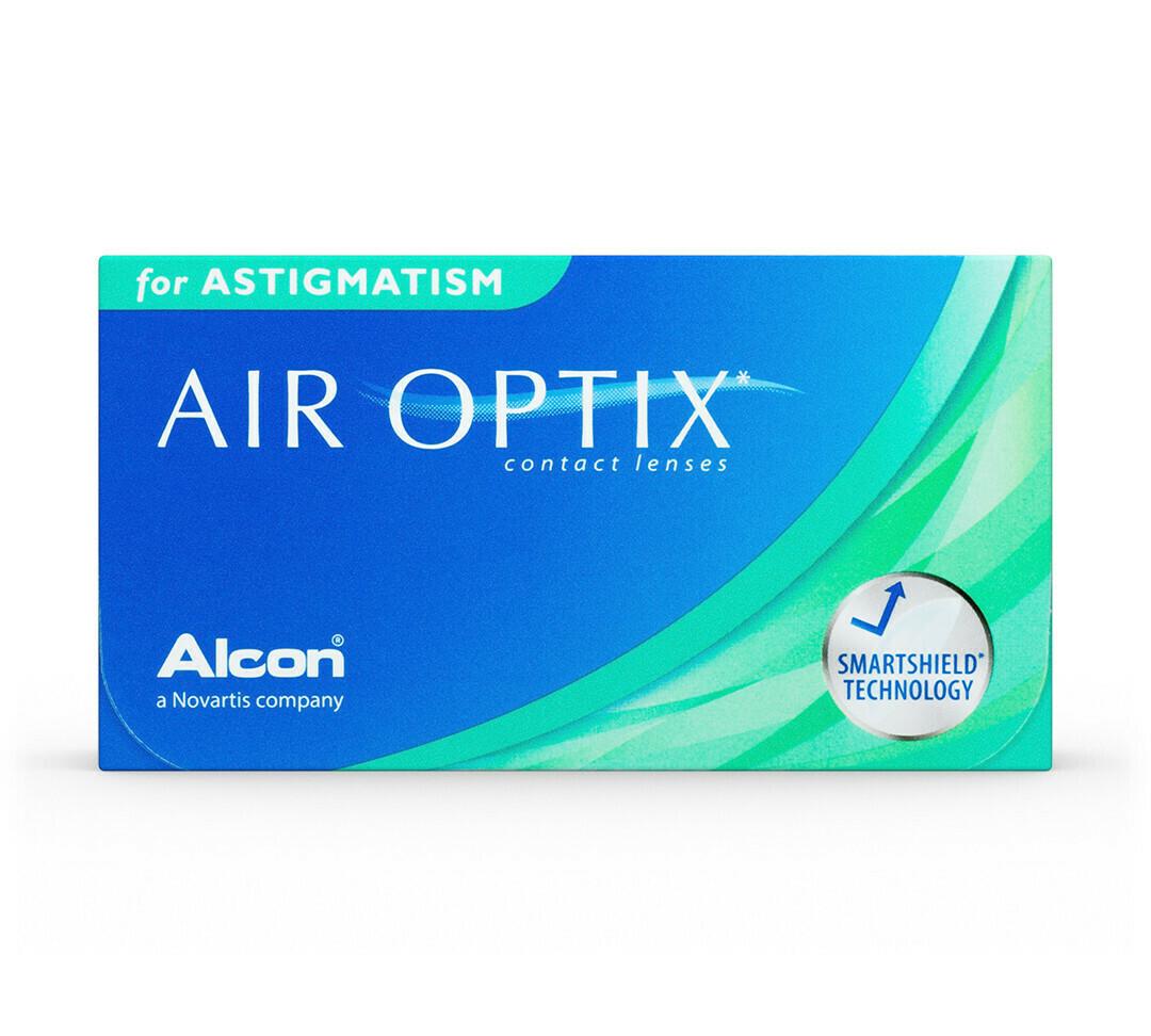 Air Optix Toric Monthly 3's