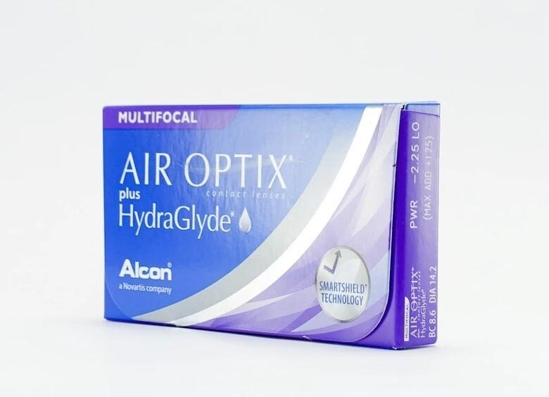 Air Optix Multifocal Monthly 3's