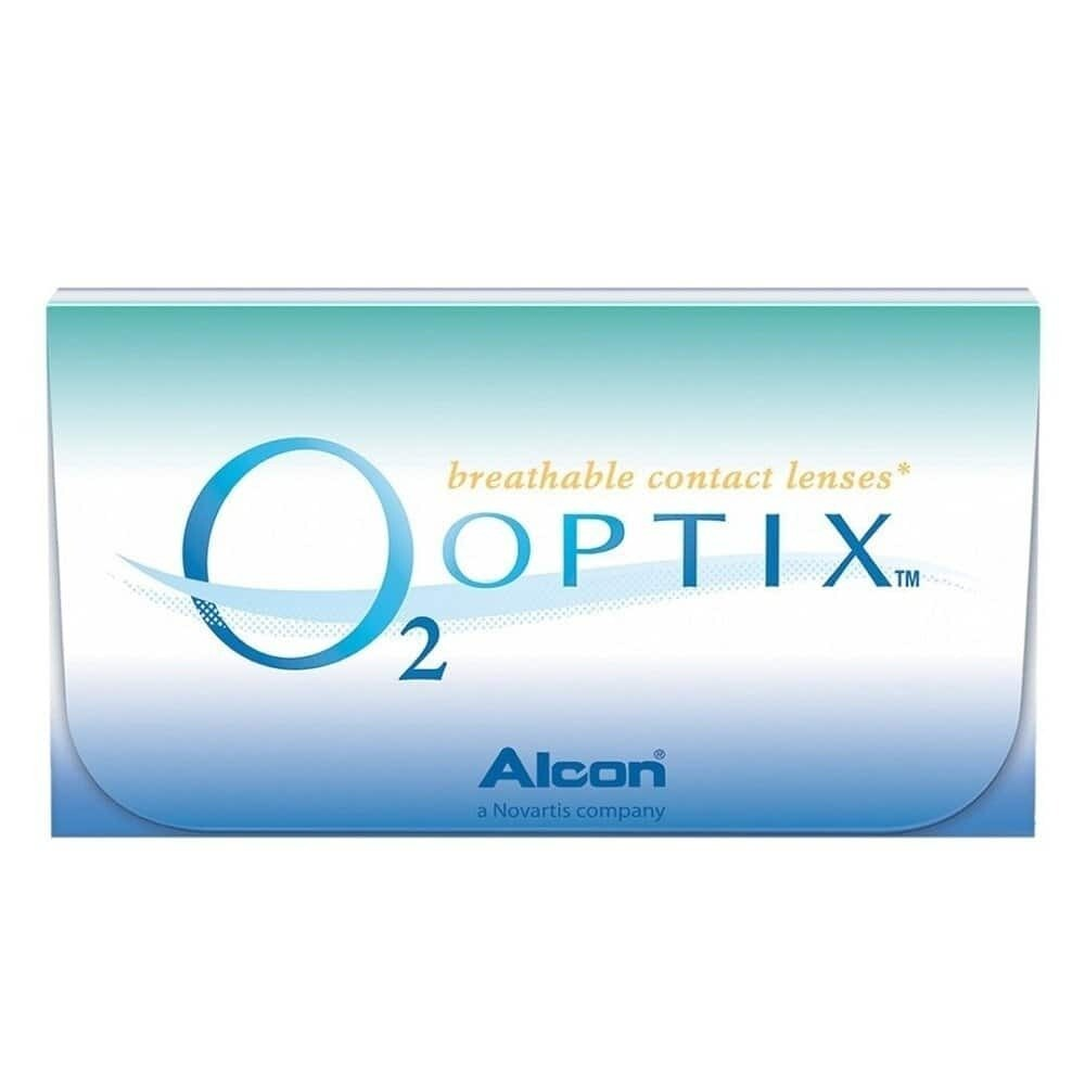 O2 Optix Monthly 2's