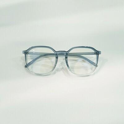 Korean Style Plastic Frame ANTI-BLUE LIGHT - UNISEX