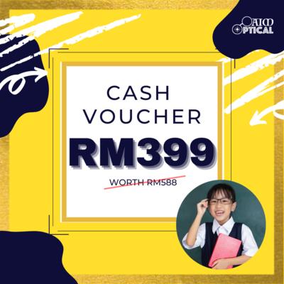 KIDS CASH VOUCHER